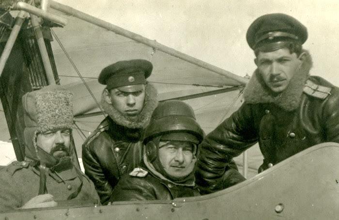 1912 Москва, аэродром на Ходынском поле.